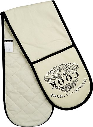 Vintage Home Double Oven Glove