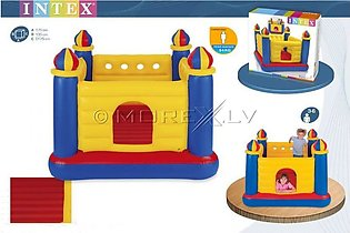 JumpOLene Castle Inflatable Bouncer - For Ages 3+