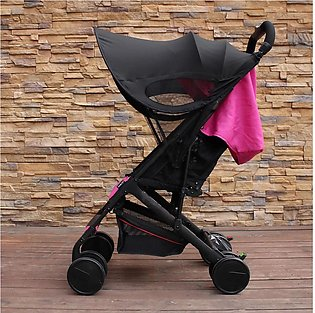 FLYEER Upgraded version of Baby Stroller Sun Visor Carriage Sun Shade Canopy Co…
