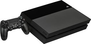 PlayStation 4 Fat 1100 Series - Jailbroken at 6.72 Firmware - 500GB - With Games