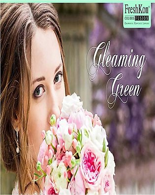 Contact Lenses - Gleaming Green