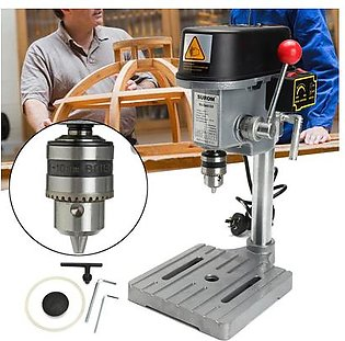 340W 220V Pillar Drill Press Bench Top Mounted Table Drilling Machine 1mm-10mm