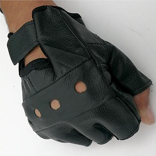 Pair of Mens Training Gloves Genuine Leather