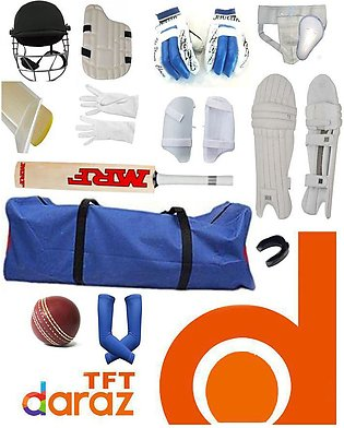 Pack of 12 - Cricket Kit for Adults