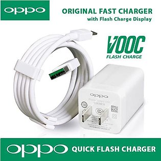 100% Original Oppo Smartphone Charger Fast Charging Double Speed Charger Smartp…