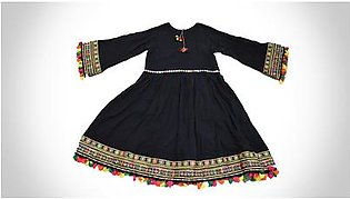 Stylish Hand Made Casual Dress for Girls