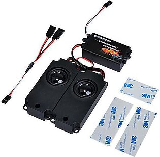Second Generation Cool Gas Linkage Groups Engine Static Simulator With 2 Speake…