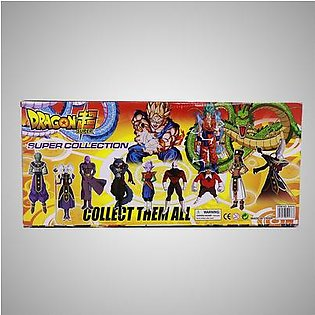 JB TOYS High Quality Kids Super Dragon Ball Heroes Set Super Collection