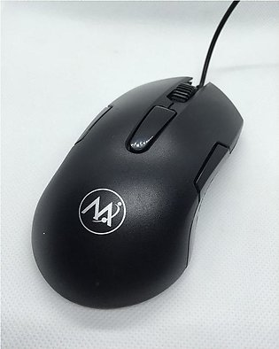 Masters M7 Wired Gaming Mouse - Black
