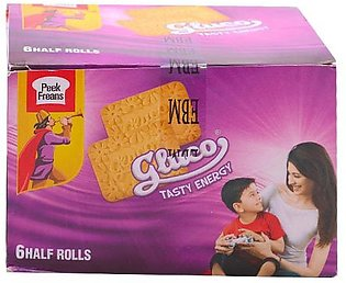 Peek Freans Gluco Half Roll Box 6 Pcs