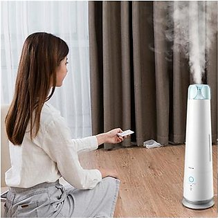 4.5L 30W Bear Ultrasonic Air Humidifier Aroma Diffuser Purifier Home + Remote