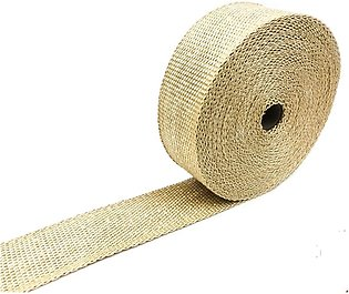 High Temperature Header Exhaust Pipe Insulation Wrap Roll