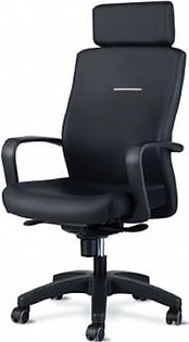 Maestro Ma100 - Office Revolving Chair - Black - Korea