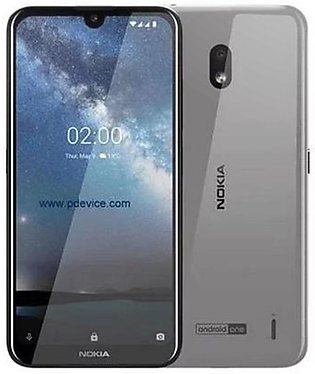 Nokia 2.2 - 5.7  HD+ Display - 3GB RAM - 32GB ROM - Face Unlock