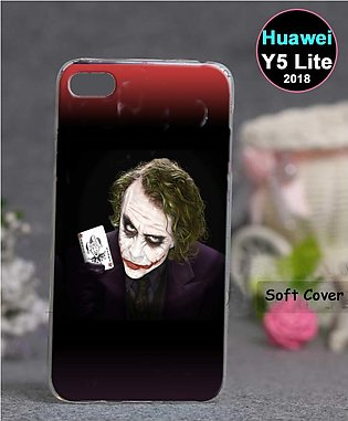 Huawei Y5 Lite 2018 Pouch Cover - Joker Style Back Cover Case for Huawei Y5 Lit…