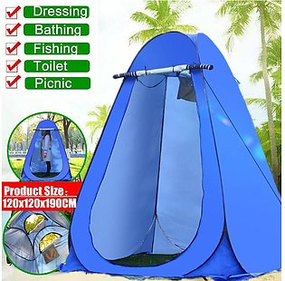Automatic Portable Pop Up Changing Clothes Room Toilet Shower Tent Fishing Camp…