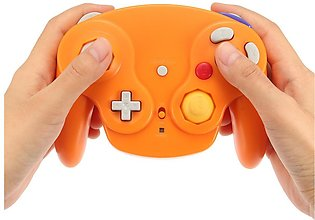 【Special Offer】2.4G Wireless Controller Game Gamepad + Receiver For Nintendo ...