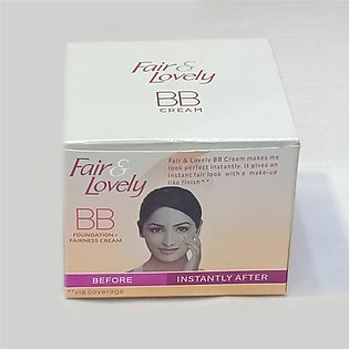 Fair n Lovely BB Fairness Cream - Natural Brightening Foundation Base Makeup  5…
