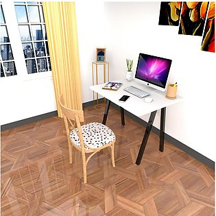 Computer Desk, Writing Desk, PC Laptop Home Office Study Table Home Table, Of...