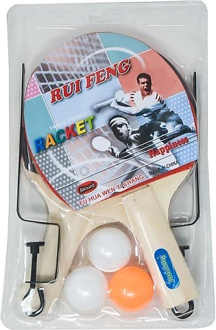 Playego Sports RUI FENG 100% Original Highest-Quality Table Tennis Racket