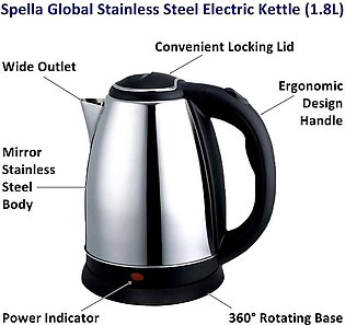 Imported Electric Kettle / Thermo Pots / Tea Maker / Boiler