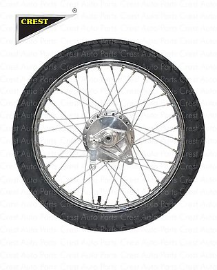 WHEEL COMPLETE (REAR) CDI-70 BOX PACK WITH RIM, DRUM, PANEL PLATE, NPL / SPOKES…