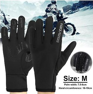 Motorcycle Gloves Waterproof Guantes Moto Touch Screen Warm