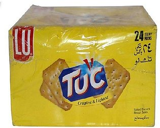 Pack of 24 Tuc Biscuits