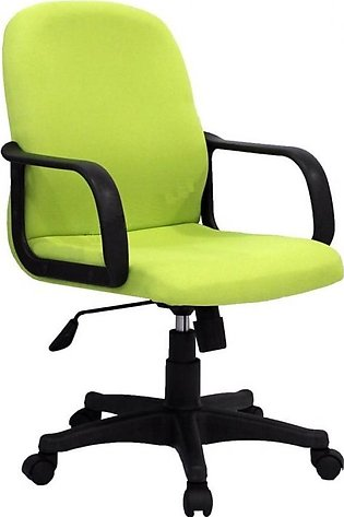 Office Revolving Chair - Green