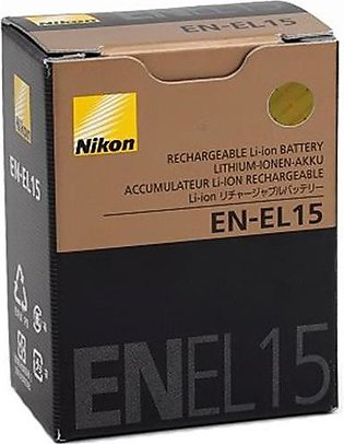 EN-EL15 Battery for the Nikon D600 D610 D7000 D7100 D7200 D750 D800 D800E D810 …
