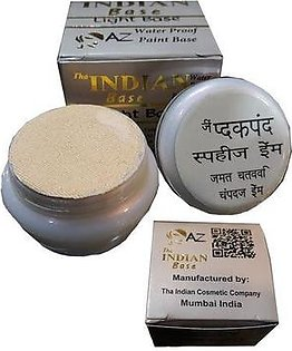 Indian Bridal Handi Base - Water Proof Paint Base Makeup Foundation Ivory
