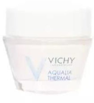 Pack Of 2 Vichy Aqualia Thermal Rich Cream For Skin