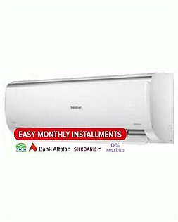 Orient Split Air Conditioner 1.5 Ton Beta 18 (White)