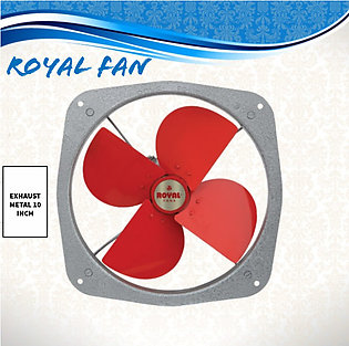 ROYAL FAN EXHAUST METAL 10 INCH PURE COPPER WIRE