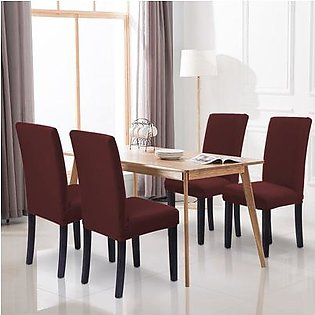 Dining Chair Covers for Without Arms Chairs (8 pce set)