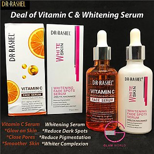 Deal of Vitamin C Serum & Whitening Serum