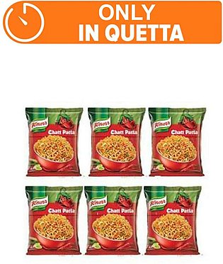 Knorr Noodles Chatpata Pack of 6 (One day delivery in Quetta)