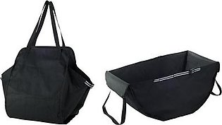 Car Shopping Bag Reusable Grocery Tote Collapsible Shopping pouch with Handles