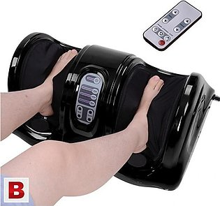 Electric Foot Massager Machine  - Black