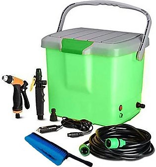 High Pressure Portable Automatic Car Washer