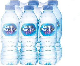 Nestle Pure Life Water 330ml- Pack of 6