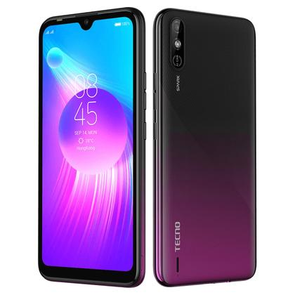 Tecno Spark Go - 2GB RAM - 16GB ROM - 6.1 Dot Notch Screen