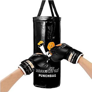 Boxing Bag Children Sanda Boxing Sandbag Cartoon Fighting Kids Punching bag hot
