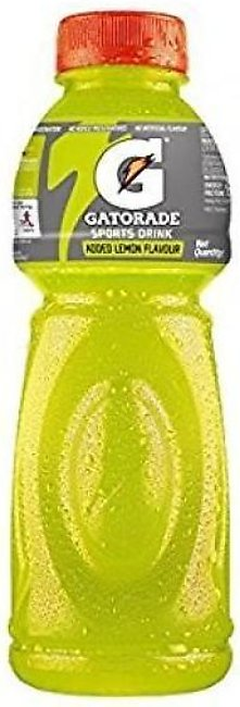 GATORADE LEMON LIME ENERGY DRINK PET BOTTLE 500ML