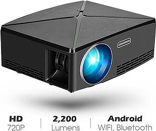 C80 Mini Projector HD 720p LED Portable Projector HD Theater Home Cinema