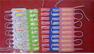 12v Fancy LED Light Very Bright Colorful light for Decoration and Lighting 6 LED