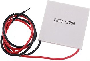 Tec1 - 12706 Peltier Module For Heating And Cooling Purpose