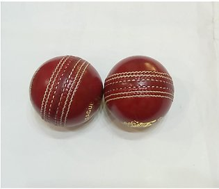 A Grade Special league Cricket Hard Ball Hand Sewn Export Quality Pack of Two