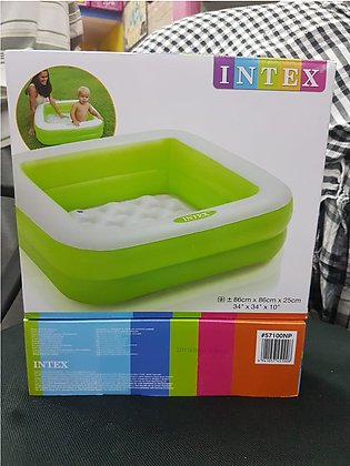 Swimming Pool For kids (INTEX) 34/34/10 INCHES BY HK DEALER