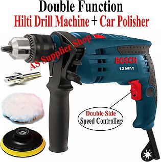 BOSCH Pure Copper Winding Electric Drill Machine Variable Drill Machine 13MM Hi…